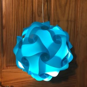 Craft Fair Blue Lantern